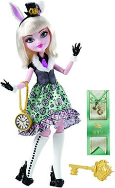 Ever After High Bunny Blanc Doll Ever After High http://www.amazon.com/dp/B00QCBBDOS/ref=cm_sw_r_pi_dp_EXmlwb1KC3EY8