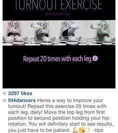 then try it with our toes pointed and with your toes curled to strengthen different muscles