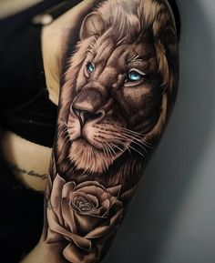 1279 Best Paxmans Sleeve Images In 2019 Tattoos Lion