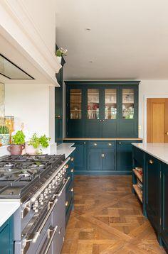 Kitchen Larder, Kitchen Dresser, Kitchen Cabinets, Kitchen Layout, Kitchen Decor, Book Layouts, Bespoke Kitchens, Canterbury, Design Consultant