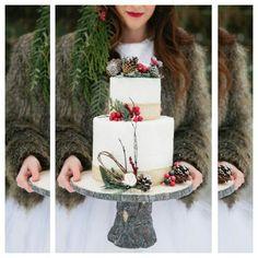 Зимние свадьбы великолепны, если подойти к организации с умом)) свадебный салон ставрополь свадебный магазин ставрополь vk.com/hautecouture26