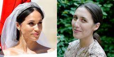 Designer Emilia Wickstead Accuses Meghan Markle's Wedding Dress of Being a Ripoff