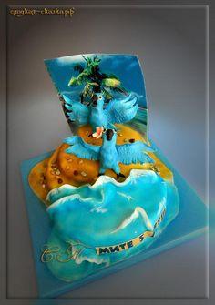 "cake ""Rio"" - Cake by Svetlana"