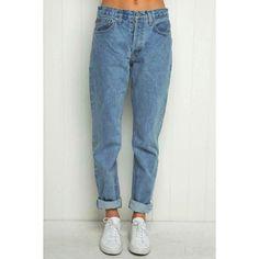 Boyfriend Style High-Waisted Pocket Design Women's Jeans