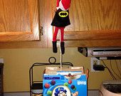 In Hoop Superhero Cape and Mask set 3 for Elf