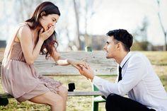 20 вопросов, которые нужно задать себе, прежде чем выходить замуж #отношения #брак #свадьба