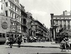 1945, İstiklal Caddesi #istanbul #istanlook