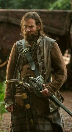 Murtaugh. I gotta believe he survived Culloden. Dont you?