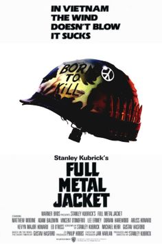 full metal jacket movie pins | Movies 2012 / Full Metal Jacket