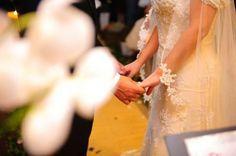Vestido de Noiva Cetim Italiano