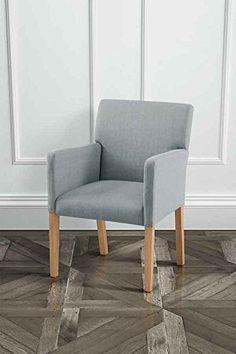 MY-Furniture LANGDON gepolsterte Stuhl