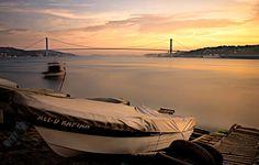 Sunset at the İstanbul Istanbul Turkey, Photography Portfolio, City, World, Cities, The World