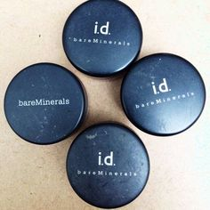 Bare minerals eyeshadow Four colors of unused Bare Minerals eyeshadow. Colors are Drama, Queen Tiffany, Chic Nude, and Shantung Sephora Makeup Eyeshadow Sephora Makeup, Makeup Eyeshadow, Bare Minerals Eyeshadow, Bareminerals, Fashion Tips, Fashion Design, Cosmetics, Safari, Tiffany