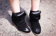 Always love Isabel marant sneakers~~~~