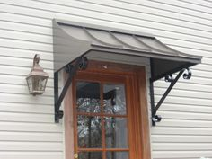 Com - Lafayette and Acadiana Copper Awnings Metal Awnings and Copper Hoods modern manufacturer. This one will work perfect. & images for front door awnings | awning over front door in zionsville ...