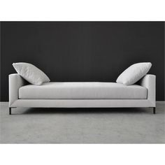 Contemporary Bed from Niedermaier Bench Furniture, Lounge Sofa, Ottoman Bench, Sofa Chair, Furniture Design, Couch, Sofa Design, Living Room Sofa, Upholstery