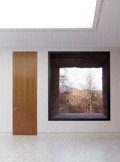 Max Dudler Architekt, Stefan Müller · Heidelberg Castle Visitor Centre · Divisare