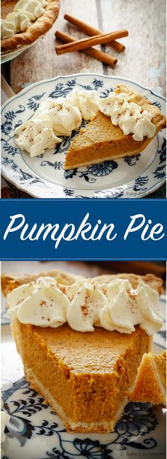Pumpkin Pie - This p