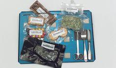 Esta es la comida que llevarías si viajaras al espacio exterior