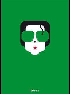estar verde (de mate) ; verde que te quiero verde (port)