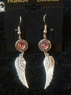 Erin's Bullet Casing Jewelry on Facebook Shell Jewelry, Brass Jewelry, Cute Jewelry, Jewelry Ideas, Jewlery, Bullet Casing Jewelry, Family Trees, Gun Control, Work Inspiration