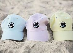 Southern Proper Hats. Seaux Cute! Use the code LSULS until May 2015 for 15% off!