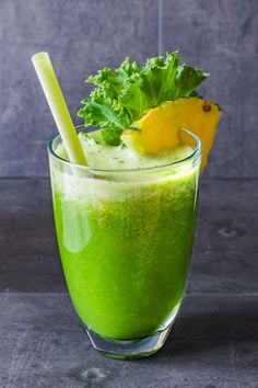 Summer detox smoothie
