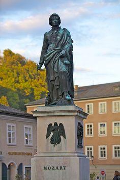 Salzburg, Austria, is all about Mozart