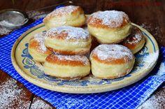 Romania Food, Pretzel Bites, Vegan Desserts, Donuts, Cake Recipes, Sweet Tooth, Deserts, Muffin, Yummy Food
