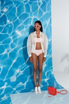 Al Moda: Pool Side Cool: Opening Ceremony Spring 2013