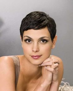 Image result for very short hair