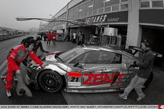 Audi R8 LMS in Japanese Super GT Series. Photo by Eric Gilbert Motorsport.com