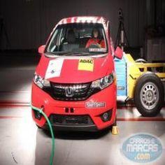 Honda entra com três carros no hall dos mais seguros