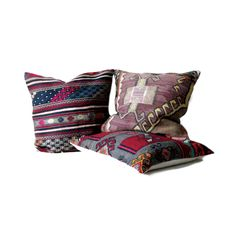 Add unique character to your décor with this Vintage Kilim Pillow.  It's like getting a Secret Santa gift in the mail. Order one of these pillows and you'll be surprised with what shows up (each one va...  Find the Vintage Kilim Pillow, as seen in the California Boho Collection at http://dotandbo.com/collections/california-boho?utm_source=pinterest&utm_medium=organic&db_sku=90001