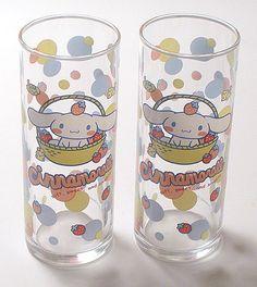 Cinnamoroll Strawberry Glasses