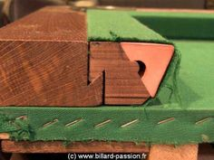Are the strips on my billiards worn? Are the strips on my billiards worn? Pool Table Repair, Diy Pool Table, Custom Pool Tables, Pool Table Room, Diy Table, Billiard Pool Table, Billiard Room, Pool Table Dimensions, Billard Table