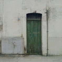 Carlos Morago(Spanish, b.1954)  Puerta Verde 2008