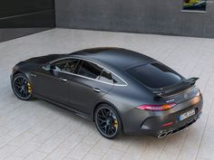 The Mercedes AMG GT 4 Door Coupe created a new Battleground of SuperSaloon