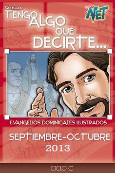 evangelios ilustrados para niños. cicloa-b y c