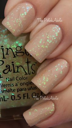 Finger Paints, Flecked over Sephora by OPI