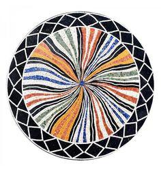 Tablero de mesa redondo en mosaico de.n piedras duras semi preciosas, incluido lapis lazuli. Round mosaic table top in semiprecious hardstones, including lapis lazuli. Runder Halbedelsteine Mosaik Tischplatte, einschließlich Lapislazuli. 92 cm dia. Ref. pd0154 #Lapislazuli #lapis #mosaic #mosaico #mesadepiedra #mesademarmol #tableporn #mesademosaico #marmol #marble #marbre #marmor #marmo #marmore #мрамор #hardstone #piedrasdura #coffeetable #mesadecafe #mesacafe #pedestaltable #marbletablet