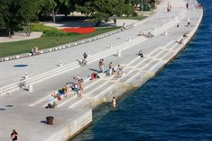 Balkan Funk TSU AEGEE: Here's a little preview: Zadar's special attractions!