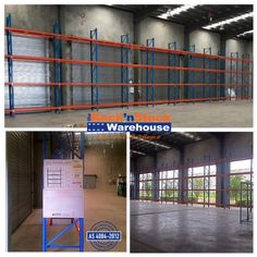 Selective Pallet Racking systems provide easy accessibility to all products at all times - important if the inventory is rapidly depleted and restocked. Warehouse Solutions, Pallet Racking, Pallet Storage, Racking System, Cairns, Storage Solutions, Shelving, Australia, Times