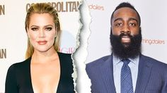 Celebrity News Khloe Kardashian James Harden Split Weeks