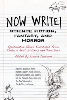 Now Write! Science Fiction Fantasy and Horror by Laurie Lamson - Penguin Books USA #sciencepenguin #science #penguin #book