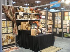 http://handwrittenlife.com/wp-content/uploads/2013/06/Surtex-2013-Roaring-Brook-Art-Booth.jpg