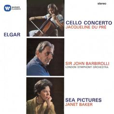 """Elgar: Sea Pictures, Op. 37: IV. Where Corals Lie """"The deeps have music"""" (Allegretto ma non troppo), a song by Edward Elgar, Sir John Barbirolli, Dame Janet Baker, London Symphony Orchestra on Spotify"""