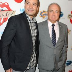 """02/17/14 Jimmy Fallon's takeover of """"The Tonight Show"""" has been inevitable, show producer Lorne Michaels told GQ. """"He's the closest to (Johnny) Carson that I've seen of this generation,"""" Michaels said. Fallon is the latest in a six-decade line of """"Tonight"""" hosts."""
