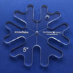 Hey Check this ! Snowflake 5  (£10.30) https://www.silesianquilt.com/index.php/catalog/product-category/anklets/snowflake-5