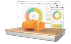 "The Prep Pad scale and app act as your personal ""kitchen nutritionist"", keeping track of your food-related health goals."